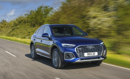 2021 Audi Q5 Sportback (UK-Spec) Wallpapers HD