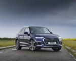 2021 Audi Q5 Sportback (UK-Spec) Front Three-Quarter Wallpapers 150x120 (31)