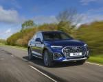 2021 Audi Q5 Sportback (UK-Spec) Front Three-Quarter Wallpapers 150x120 (26)