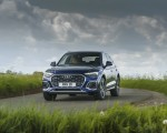 2021 Audi Q5 Sportback (UK-Spec) Front Wallpapers  150x120 (8)