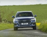 2021 Audi Q5 Sportback (UK-Spec) Front Wallpapers  150x120 (10)