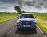 2021 Audi Q5 Sportback (UK-Spec) Front Wallpapers 150x120 (17)