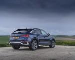 2021 Audi Q5 Sportback (UK-Spec) Rear Three-Quarter Wallpapers 150x120 (50)