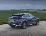 2021 Audi Q5 Sportback (UK-Spec) Rear Three-Quarter Wallpapers  150x120 (43)