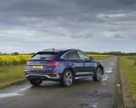 2021 Audi Q5 Sportback (UK-Spec) Rear Three-Quarter Wallpapers 150x120 (44)