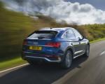 2021 Audi Q5 Sportback (UK-Spec) Rear Three-Quarter Wallpapers 150x120 (18)