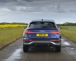 2021 Audi Q5 Sportback (UK-Spec) Rear Wallpapers  150x120 (45)