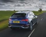 2021 Audi Q5 Sportback (UK-Spec) Rear Wallpapers  150x120 (19)