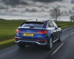 2021 Audi Q5 Sportback (UK-Spec) Rear Wallpapers  150x120 (5)