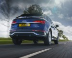 2021 Audi Q5 Sportback (UK-Spec) Rear Wallpapers  150x120 (6)