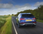 2021 Audi Q5 Sportback (UK-Spec) Rear Wallpapers  150x120 (20)
