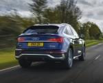2021 Audi Q5 Sportback (UK-Spec) Rear Wallpapers  150x120 (21)