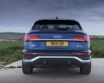 2021 Audi Q5 Sportback (UK-Spec) Rear Wallpapers 150x120 (46)