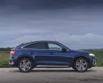 2021 Audi Q5 Sportback (UK-Spec) Side Wallpapers 150x120 (48)
