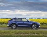 2021 Audi Q5 Sportback (UK-Spec) Side Wallpapers 150x120 (36)