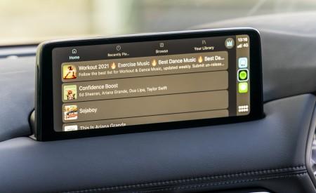 2021 Mazda CX-5 Kuro Edition Central Console Wallpapers 450x275 (68)
