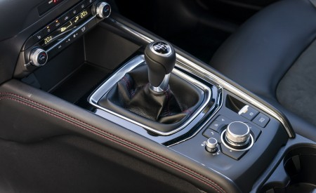 2021 Mazda CX-5 Kuro Edition Central Console Wallpapers 450x275 (73)