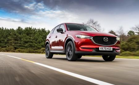 2021 Mazda CX-5 Kuro Edition Front Three-Quarter Wallpapers 450x275 (17)