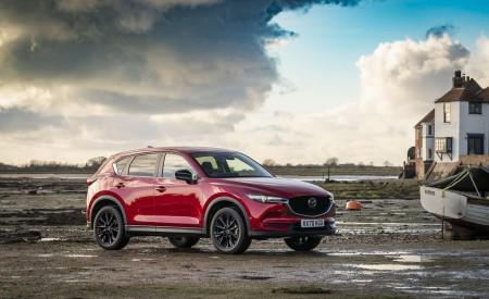 2021 Mazda CX-5 Kuro Edition Front Three-Quarter Wallpapers 450x275 (43)
