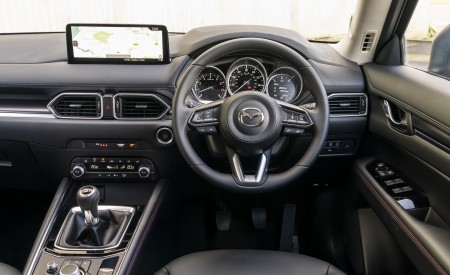 2021 Mazda CX-5 Kuro Edition Interior Cockpit Wallpapers 450x275 (78)