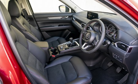2021 Mazda CX-5 Kuro Edition Interior Wallpapers 450x275 (76)