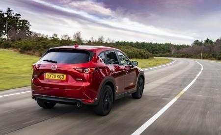 2021 Mazda CX-5 Kuro Edition Rear Three-Quarter Wallpapers 450x275 (25)
