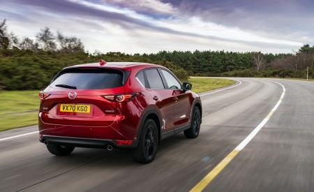2021 Mazda CX-5 Kuro Edition Rear Three-Quarter Wallpapers 450x275 (26)