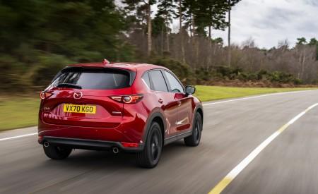 2021 Mazda CX-5 Kuro Edition Rear Wallpapers 450x275 (32)