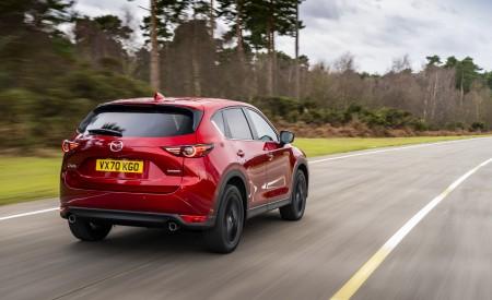 2021 Mazda CX-5 Kuro Edition Rear Wallpapers 450x275 (33)