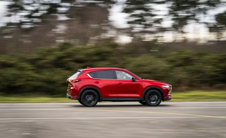 2021 Mazda CX-5 Kuro Edition Side Wallpapers 450x275 (38)
