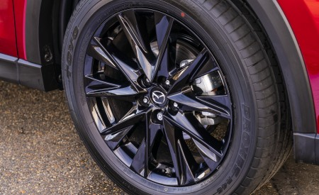 2021 Mazda CX-5 Kuro Edition Wheel Wallpapers 450x275 (58)
