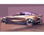 2022 BMW 4 Series Gran Coupé Design Sketch Wallpapers 150x120 (37)