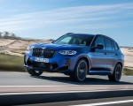 2022 BMW X3 M Competition Front Three-Quarter Wallpapers  150x120 (4)