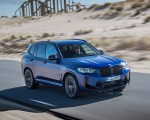 2022 BMW X3 M Competition Front Three-Quarter Wallpapers 150x120 (13)