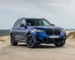 2022 BMW X3 M Competition Front Three-Quarter Wallpapers 150x120 (18)