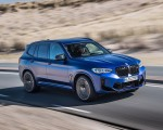 2022 BMW X3 M Competition Front Three-Quarter Wallpapers 150x120 (2)