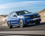 2022 BMW X3 M Competition Front Three-Quarter Wallpapers 150x120 (5)