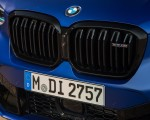2022 BMW X3 M Competition Grill Wallpapers 150x120 (36)