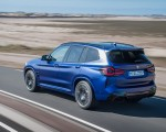 2022 BMW X3 M Competition Rear Three-Quarter Wallpapers 150x120 (8)