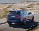 2022 BMW X3 M Competition Rear Three-Quarter Wallpapers 150x120 (9)