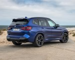 2022 BMW X3 M Competition Rear Three-Quarter Wallpapers 150x120 (20)