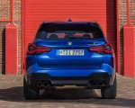 2022 BMW X3 M Competition Rear Wallpapers 150x120 (31)