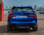 2022 BMW X3 M Competition Rear Wallpapers 150x120 (27)