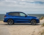 2022 BMW X3 M Competition Side Wallpapers 150x120 (21)