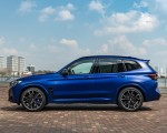 2022 BMW X3 M Competition Side Wallpapers 150x120 (28)