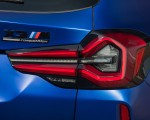 2022 BMW X3 M Competition Tail Light Wallpapers 150x120 (39)