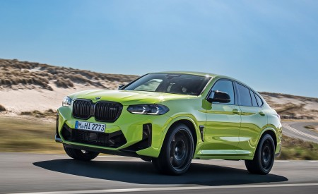 2022 BMW X4 M Competition Wallpapers HD