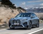 2022 BMW iX xDrive50 Front Three-Quarter Wallpapers  150x120 (13)