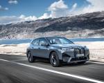 2022 BMW iX xDrive50 Front Three-Quarter Wallpapers  150x120 (4)