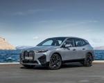 2022 BMW iX xDrive50 Front Three-Quarter Wallpapers  150x120 (39)